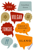 The Vulgar Tongue Read Online