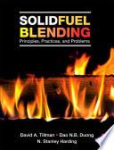 Solid Fuel Blending Book