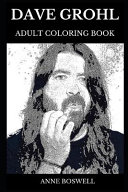 Dave Grohl Adult Coloring Book