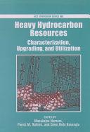 Heavy Hydrocarbon Resources Book PDF