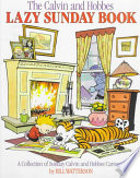 The Calvin and Hobbes Lazy Sunday Book image