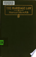 The Marriage Law Book