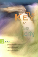 The Key to Piano Learning 1 -Basic