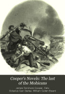 Cooper's Novels: The last of the Mohicans ebook