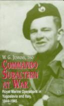 Commando Subaltern at War
