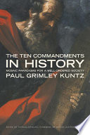 The Ten Commandments in History
