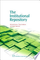 The Institutional Repository Book PDF