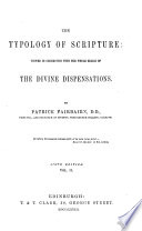 The Typology of Scripture