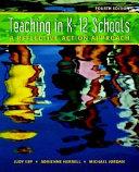 Teaching in K 12 Schools