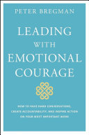 Pdf Leading With Emotional Courage