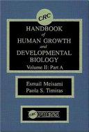 HDBK HUMAN GROWTH   DEV BIOLOGY PART A