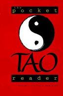The Pocket Tao Reader