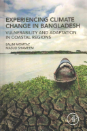 Experiencing Climate Change in Bangladesh Book