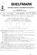 Shelfmark   Bulletin of the National Free Library of Zimbabwe