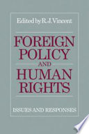 Foreign Policy and Human Rights