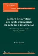 Mesure de la valeur des actifs immatériels du système d'information