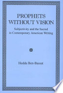 Prophets Without Vision Book PDF