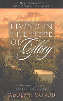 Living in the Hope of Glory