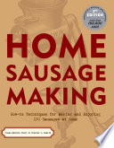 Home Sausage Making Book PDF