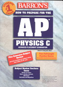 How to Prepare for the AP Physics C Book PDF