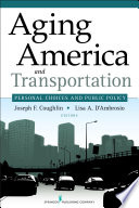 Aging America And Transportation Book PDF
