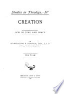 Creation God In Time And Space
