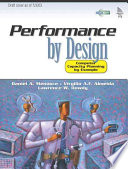 Cover of Performance by Design