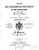 Traité de l'harmonie pratique et des modulations