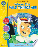 Where the Wild Things Are   Literature Kit Gr  1 2