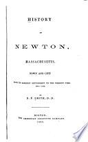 History Of Newton Massachusetts Book PDF