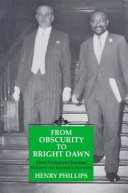 Pdf From Obscurity To Bright Dawn