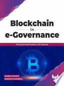 Blockchain in e Governance Book