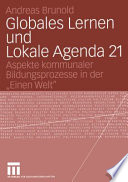 Globales Lernen und Lokale Agenda 21