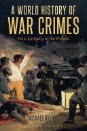 A World History of War Crimes Pdf/ePub eBook
