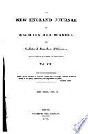 The New England Journal of Medicine and Surgery