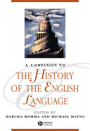 A Companion to the History of the English Language [Pdf/ePub] eBook