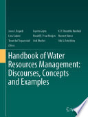 Handbook of Water Resources Management  Discourses  Concepts and Examples