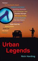 Urban Legends [Pdf/ePub] eBook