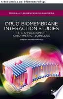 Drug–biomembrane interaction studies