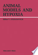 Animal Models And Hypoxia Book PDF