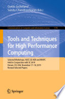 Tools and Techniques for High Performance Computing
