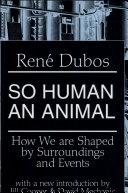 Pdf So Human an Animal