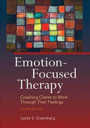 Cover of Emotion-focused Therapy