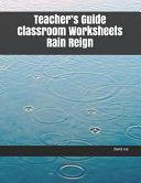 Teacher s Guide Classroom Worksheets Rain Reign Book PDF