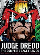 Judge Dredd The Complete Case Files 09