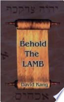 Behold the Lamb Book