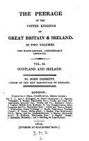 Scotland and Ireland