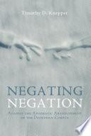Negating Negation
