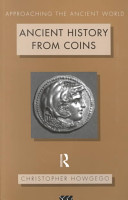 Ancient History from Coins Book