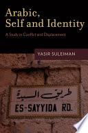 Arabic, Self and Identity